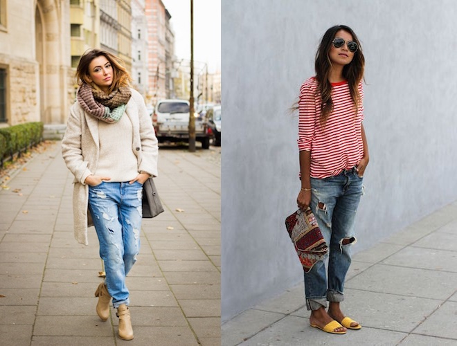 Scarpe jeans