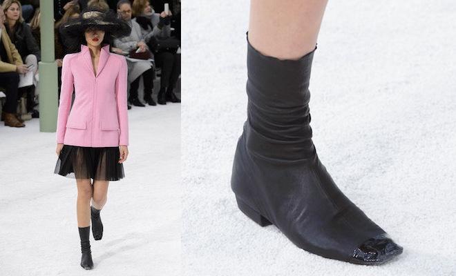 Chanel 72 vestiti ma solo un paio di scarpe cos 39 hanno di for Chanel alta moda