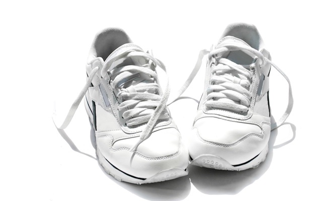 come lavare scarpe da ginnastica