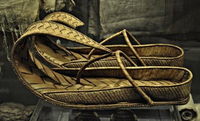 sandalo egizio