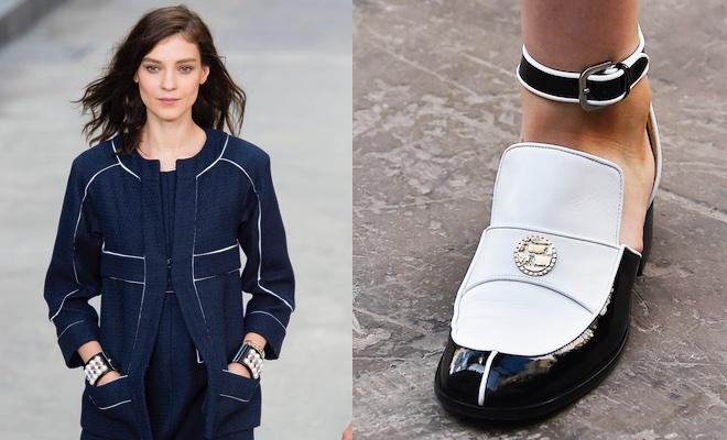 scarpe chanel primavera estate 2015
