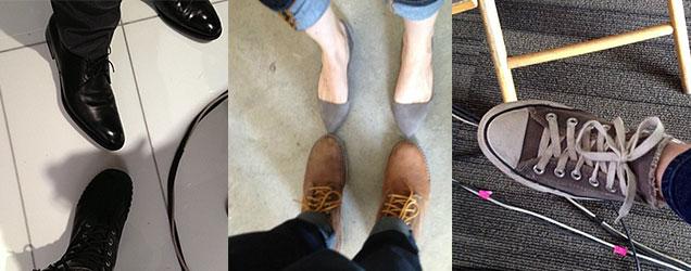 scarpe cast 50 sfumature