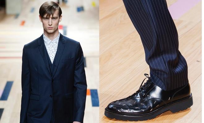 scarpe moda uomo primavera 2015