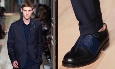 scarpe moda uomo valentino