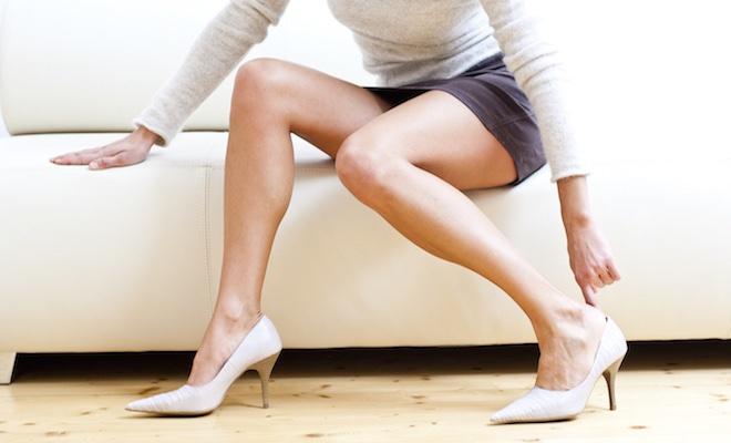 scarpe strette unghia incarnita