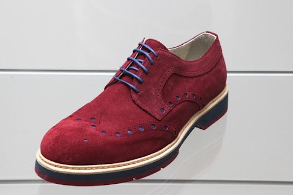 abbinare scarpe rosse uomo
