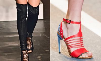 Scarpe moda primavera estate 2015