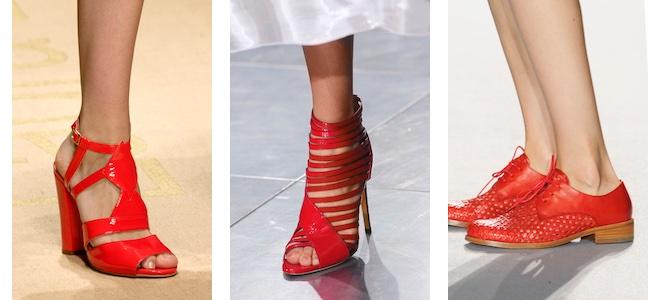 Scarpe rosse pe 2015