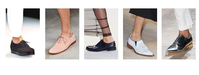 migliore a buon mercato 507e3 1f930 Tutte le scarpe moda della primavera estate 2015 - Scarpe ...