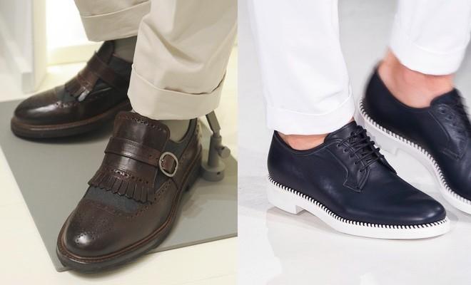 brand new a11db 86609 Scarpe da uomo sportive ma eleganti - Scarpe Alte - Scarpe basse