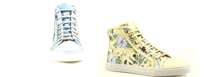Sneakers Gucci Fiori