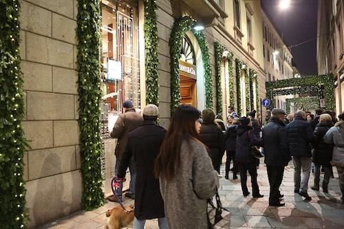 Milano Via della Spiga