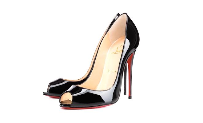 scarpe Youpi Patent Louboutine