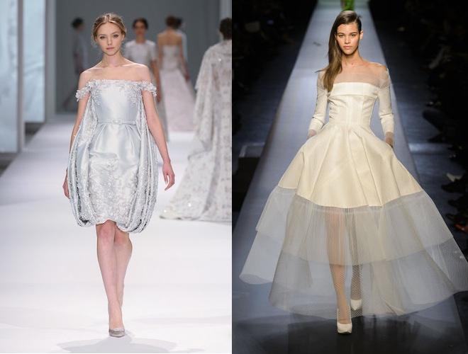 abiti da sposa alta moda 2015