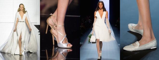 abiti scarpe  alta moda