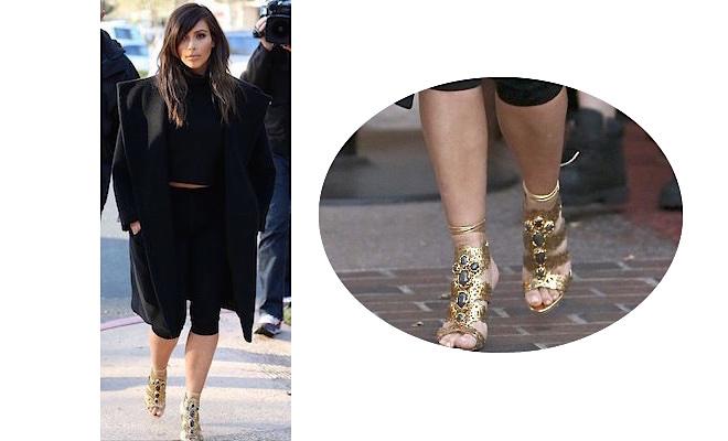 Come Trash O Eleganti Scarpe Oro Abbinare Alte Chic In qBXOwYw
