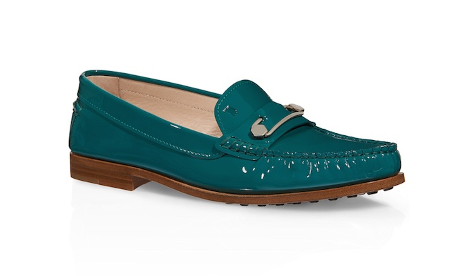 mocassino donna tods