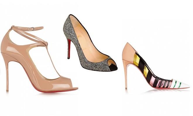 christian louboutin scarpe donna