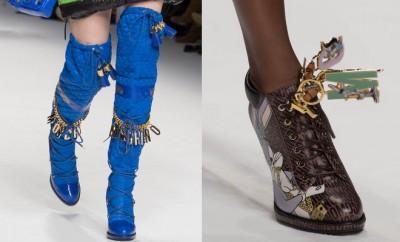 scarpe moschino 2015