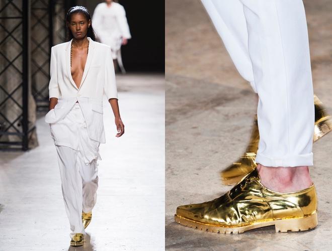 scarpe oro primavera estate 2015 ff2136de33f