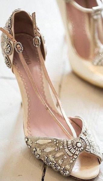 Scarpe Vintage Sposa.Scarpe Per Un Matrimonio Vintage Qualche Idea Scarpe Alte