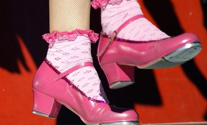 scarpe tip tap