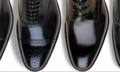 scarpe uomo nere made in italy