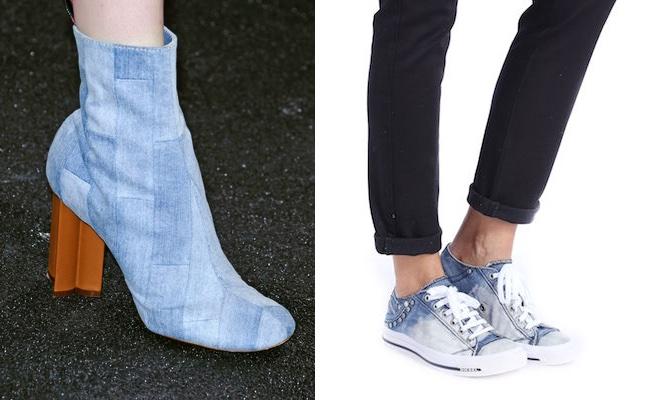 Sedia a sdraio raduno Frugale  Scarpe di jeans 2015 sportive e con il tacco - Scarpe Alte - Scarpe basse