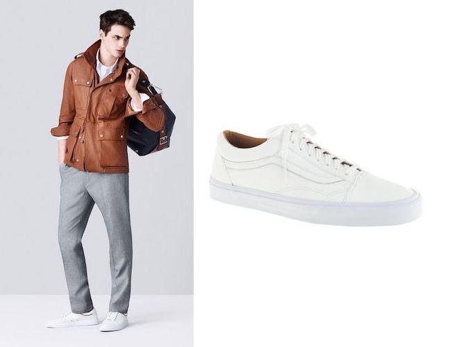 Scarpe e vestiti uomo primavera estate 2015