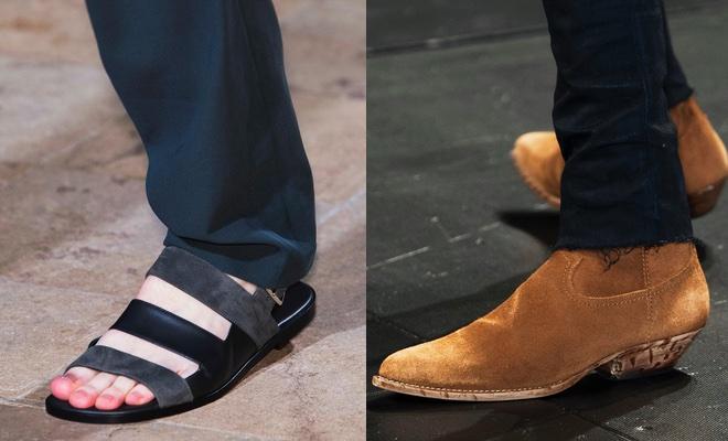 Scarpe uomo tendenze 2015