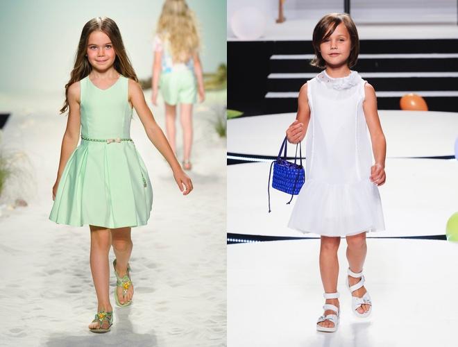 Scarpe vestiti bambina estate 2015