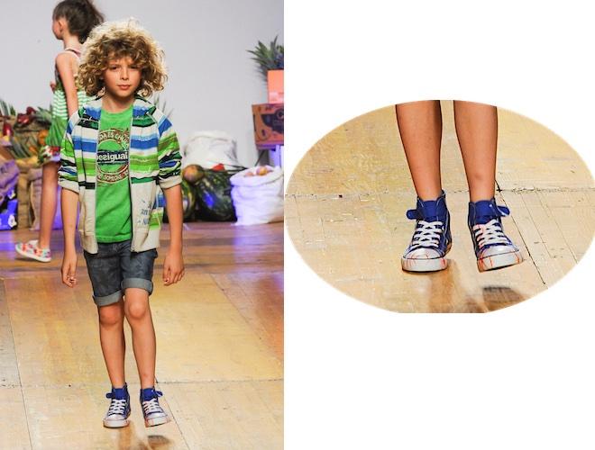Scarpe vestiti bambini estate 2015