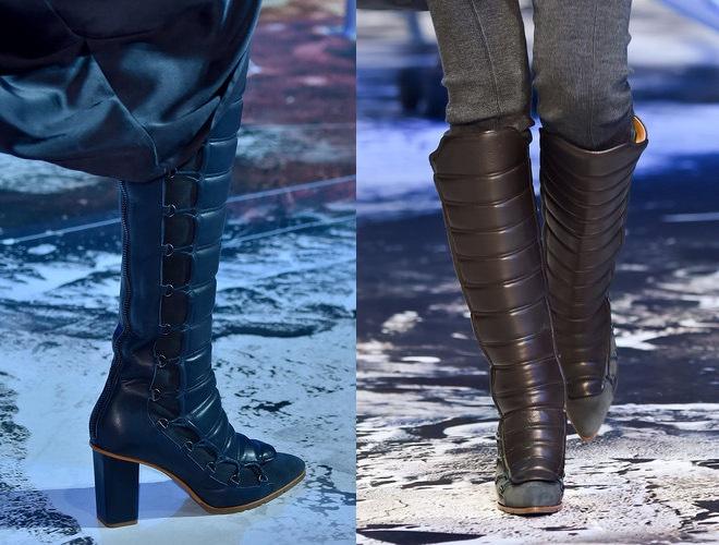 Stivali  H&M Studio autunno inverno 2015-16