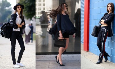 Street style Parigi