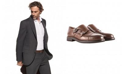 scarpe e abiti uomo