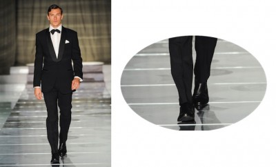 abito e scarpe matrimonio uomo