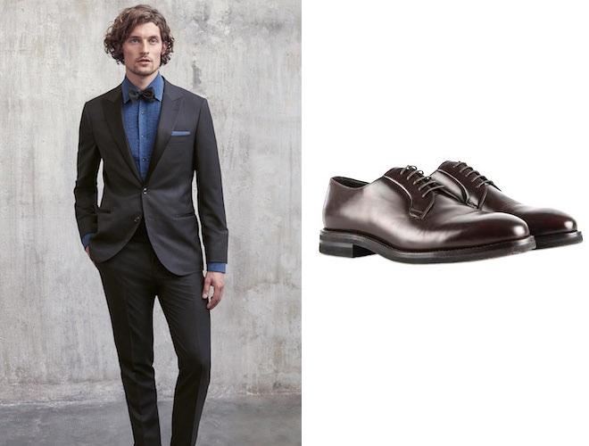 abiti e scarpe