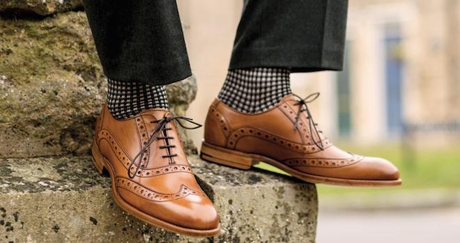 barker scarpe uomo inglesi