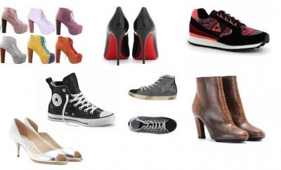 come si chiamano queste scarpe