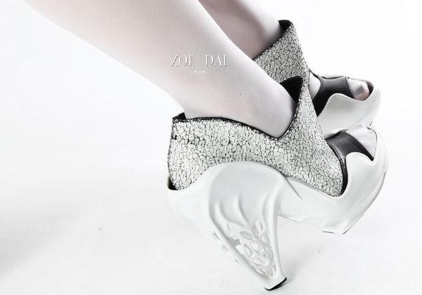 scarpe 3d premio jimmy choo