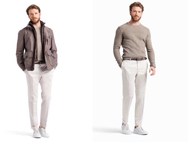 Popolare 7 modi per indossare le scarpe bianche - Scarpe Alte - Scarpe basse EK49