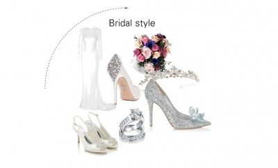 scarpe da sposa 2015