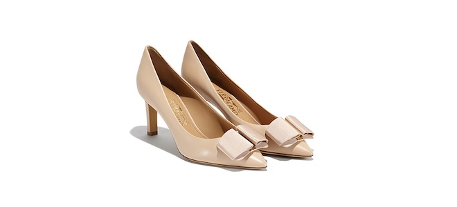 scarpe eleganti donna Ferragamo