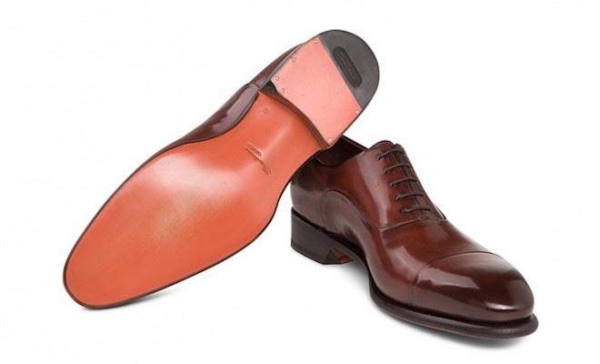scarpe uomo Santoni primavera estate 2015