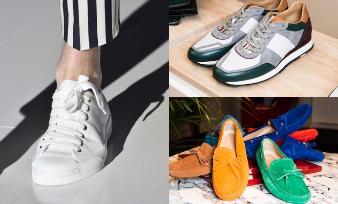 Per la stagione calda, Bata collezione scarpe uomo estate si presenta con diverse tipologie di calzature, obiettivo è essere la risposta perfetta a tutte le esigenze del pubblico maschile motivo per cui troviamo cura nei dettagli i modelli.