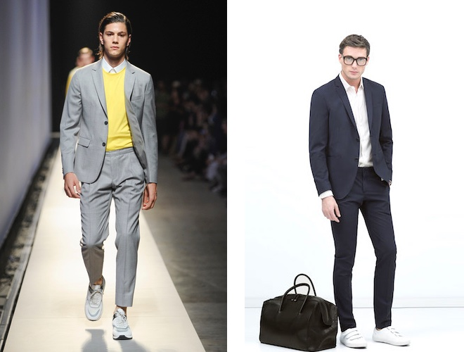 scarpe e vestiti abbinamento