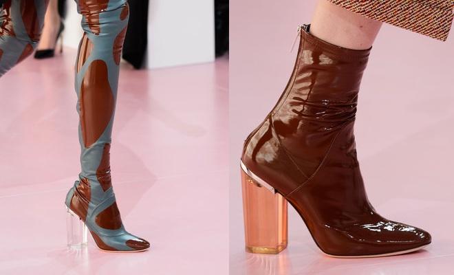 disponibilità nel Regno Unito 941fc 22f6c Tutte le scarpe di Christian Dior 2015. Foto - Scarpe Alte ...
