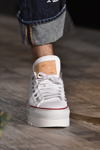 DSquared2 scarpe sportive uomo