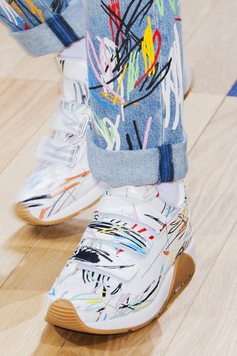 Dior scarpe sportive uomo