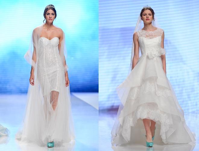 Nicole sposa 2015 scarpe colorate